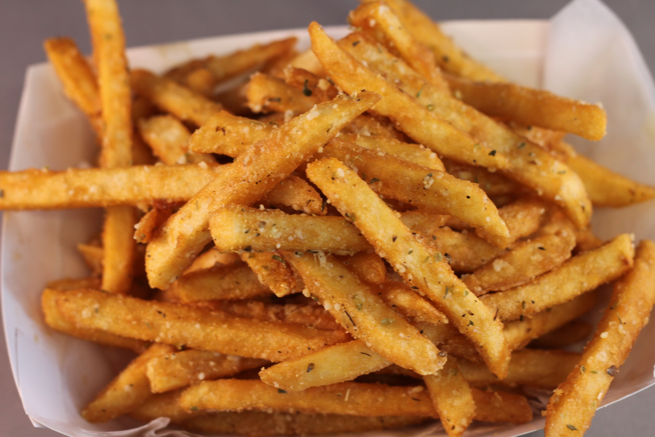 Homemade Crispy Seasoned French Fries Recipe — Dishmaps